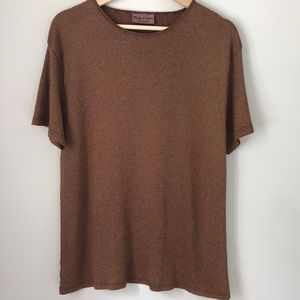 Michael Stars Tee One Size Fits Most
